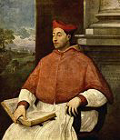 A great light will flash from their bodies and will settle upon the cardinal who is to become Pope.