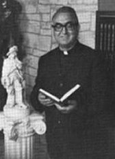 Father Augustin Fuentes