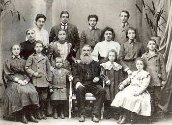 Italian Catholic Family