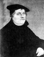 Heretic Martin Luther