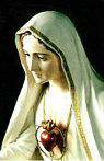 August is the month dedicated to the Immaculate Heart of Mary