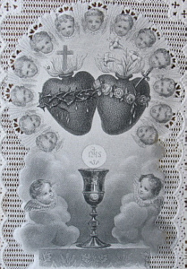 The Sacred & Immaculate Hearts of Jesus and Mary
