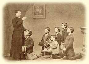 St  John Bosco - Dream (Vision) of Hell -The Road to Hell~