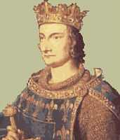 King Philipe of Fracnce