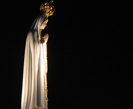Make <u>Reparation</u> to the Immaculate Heart of Mary