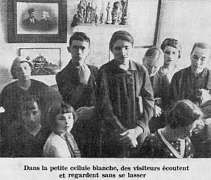 french devotees of the breton stigmatist