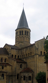Paray Le Monial France: Site of the Apparition of the Sacré Coeur (Sacred Heart) to St. St. Margaret Mary Alocoque