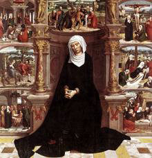 September is the month dedicated to the Seven Sorrows of Our Lady