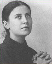 St. Gemma Galgani bore the marks of the holy stigmata