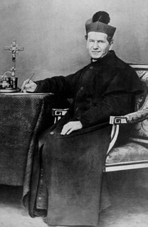 St. John Bosco- Two Pillars Prophecy