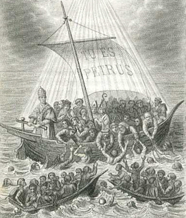 The Barque of Peter
