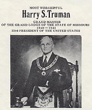 Occultist Harry Trumam